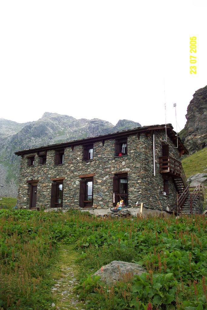 Alpetto (Rifugio) da Meire Bigoire 2005-08-02