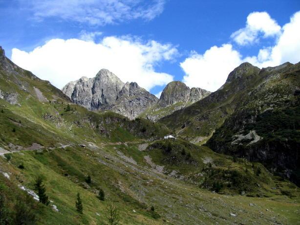 Monte Aga e Rifugio Fratelli Longo