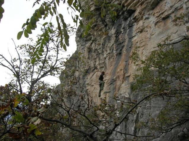 la bella bastionata rocciosa