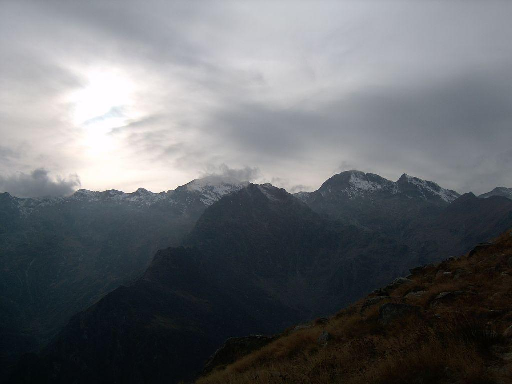 Panorama sul Monfandì