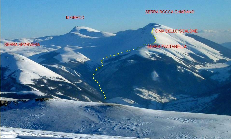 Scalone (Cima dello), Q.2156 da S. Lorenzo 2010-12-17