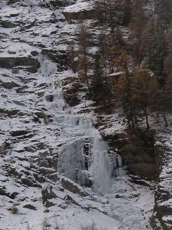La Cascata di Valmiana