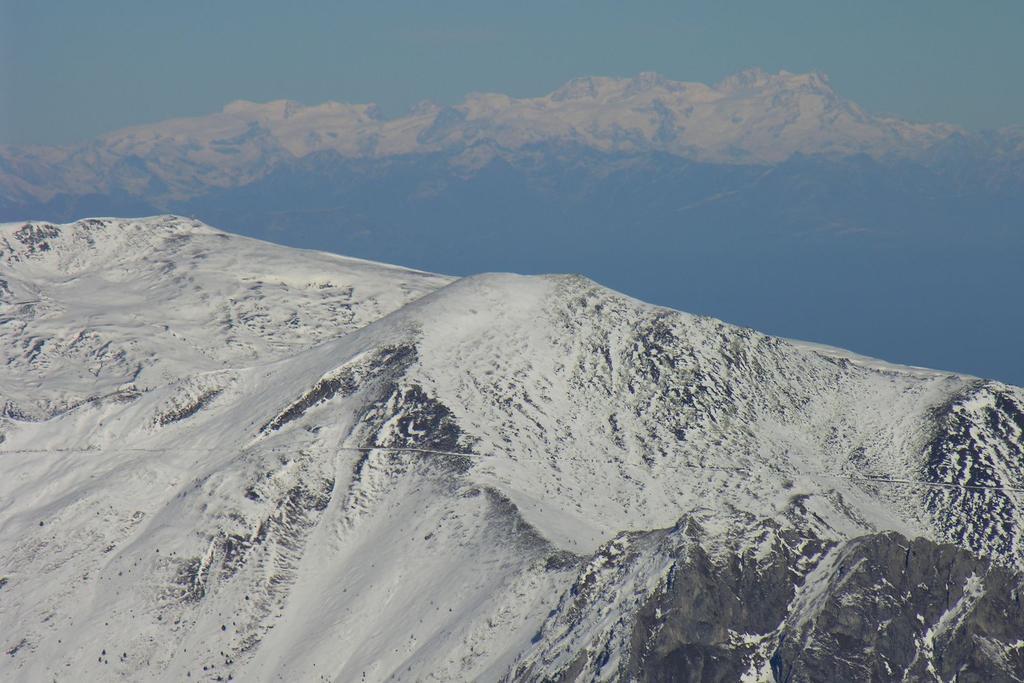 panorami dalla cima : il Gruppo del Monte Rosa (11-12-2005)