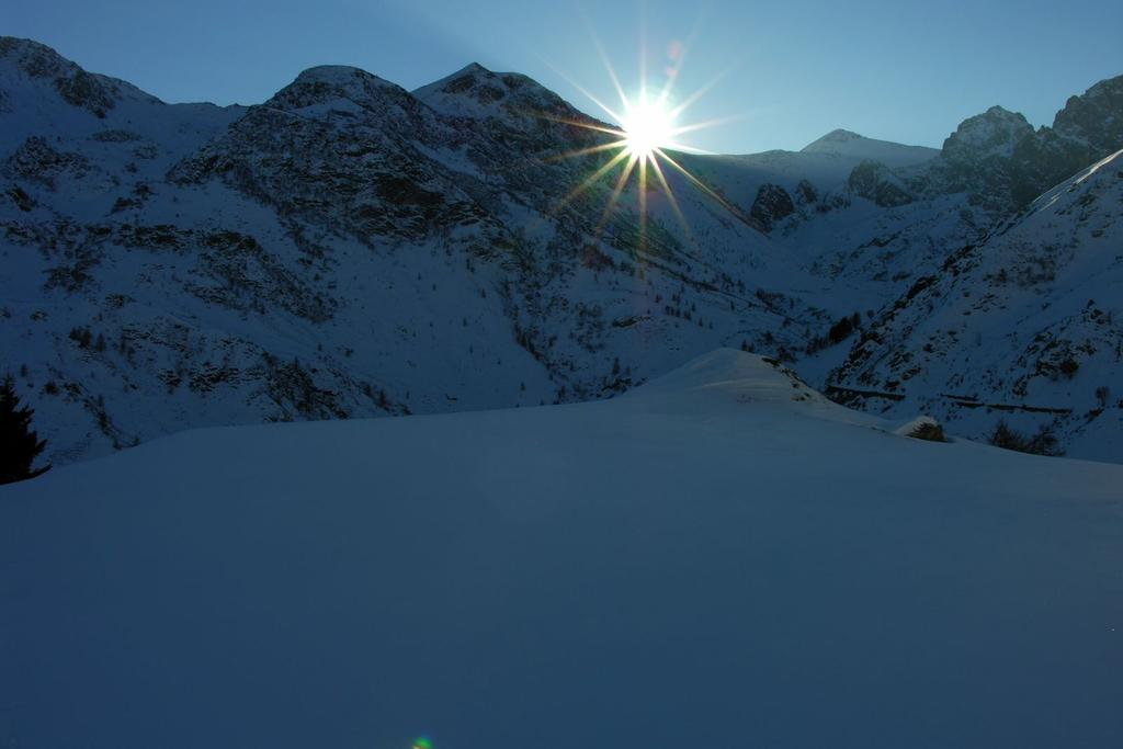 il sole tramonta...e se ne va ! (11-12-2005)