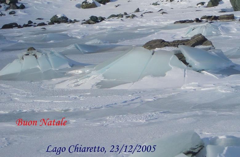 Effetti speciali al Lago Chiaretto