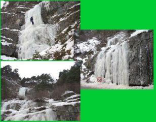 La cascata con zero avvicinamento!!!!!