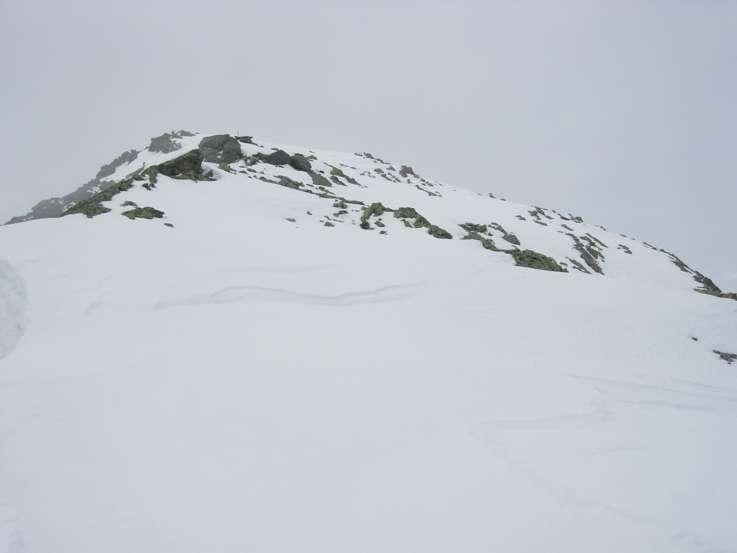 Hommes (Tete des) da Mont Blanc 2006-04-15