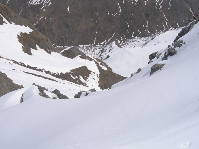 Terra Nera (Monte)dalla Val Thuras, discesa dal Passo di Terra Nera 2006-05-01