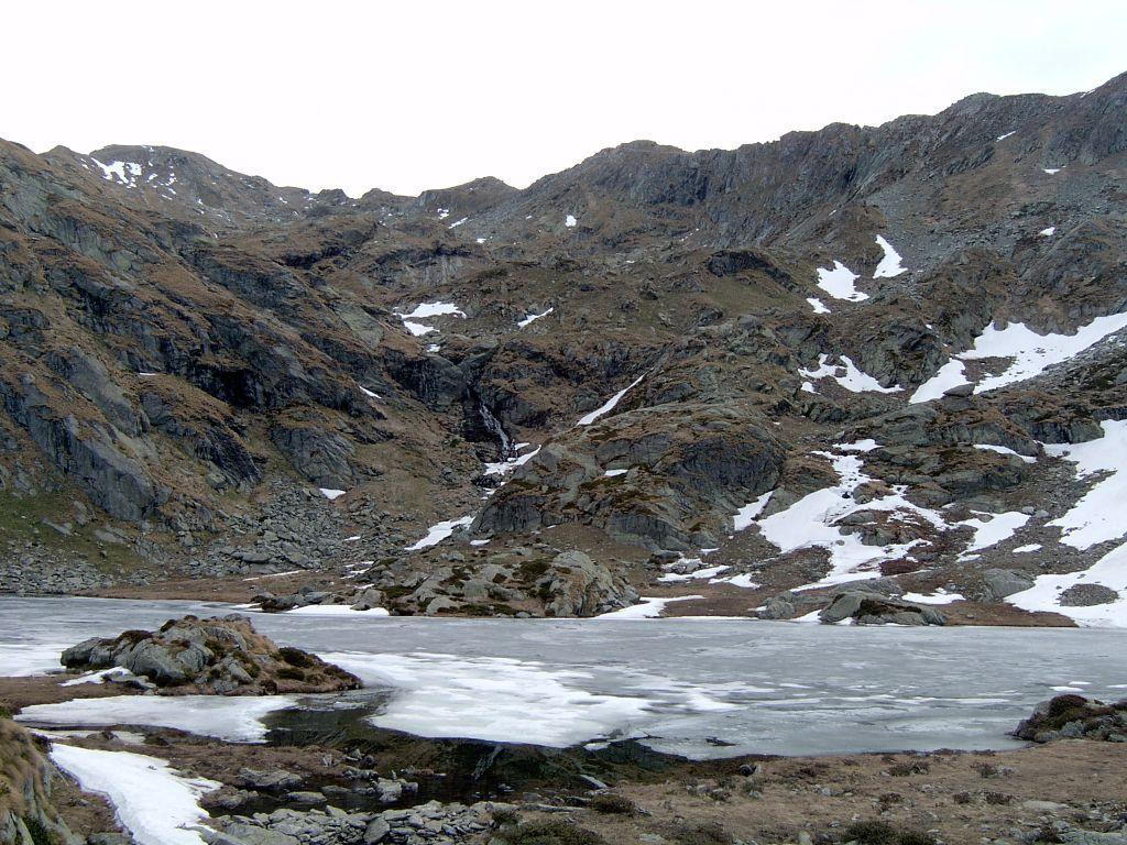 Il terzo lago o Lago grande di Canaussa