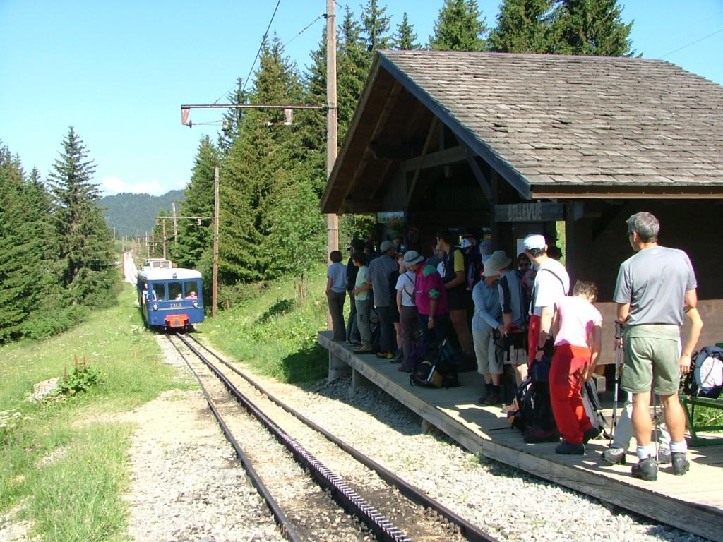 tram way du mont blanc