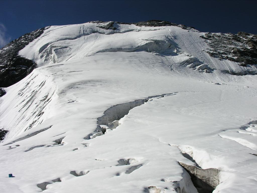 Zebrù (Monte) o Piccolo Zebrù via Normale dal Rifugio V Alpini 2006-07-30