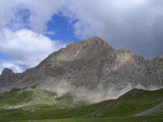 La cima dal colle Margherina