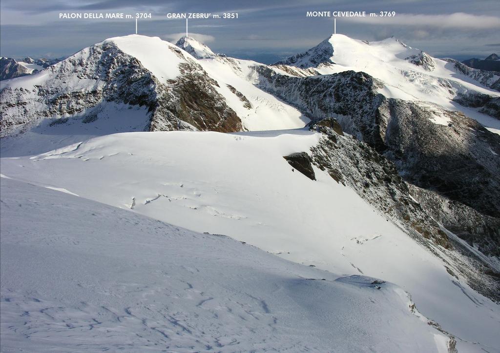 panorami dalla vetta del Monte Vioz...02 (27-8-2006)
