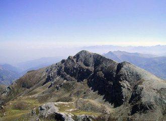 La cresta del Tibert