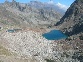 I laghi superiori di Valscura