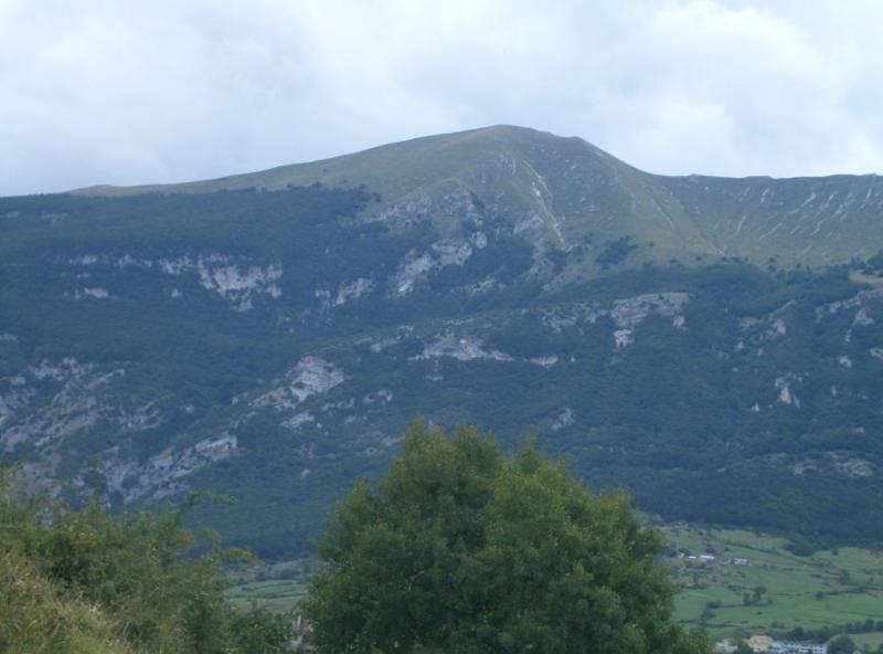 Porrara (Monte) da Madonna dell'Altare 2006-10-13