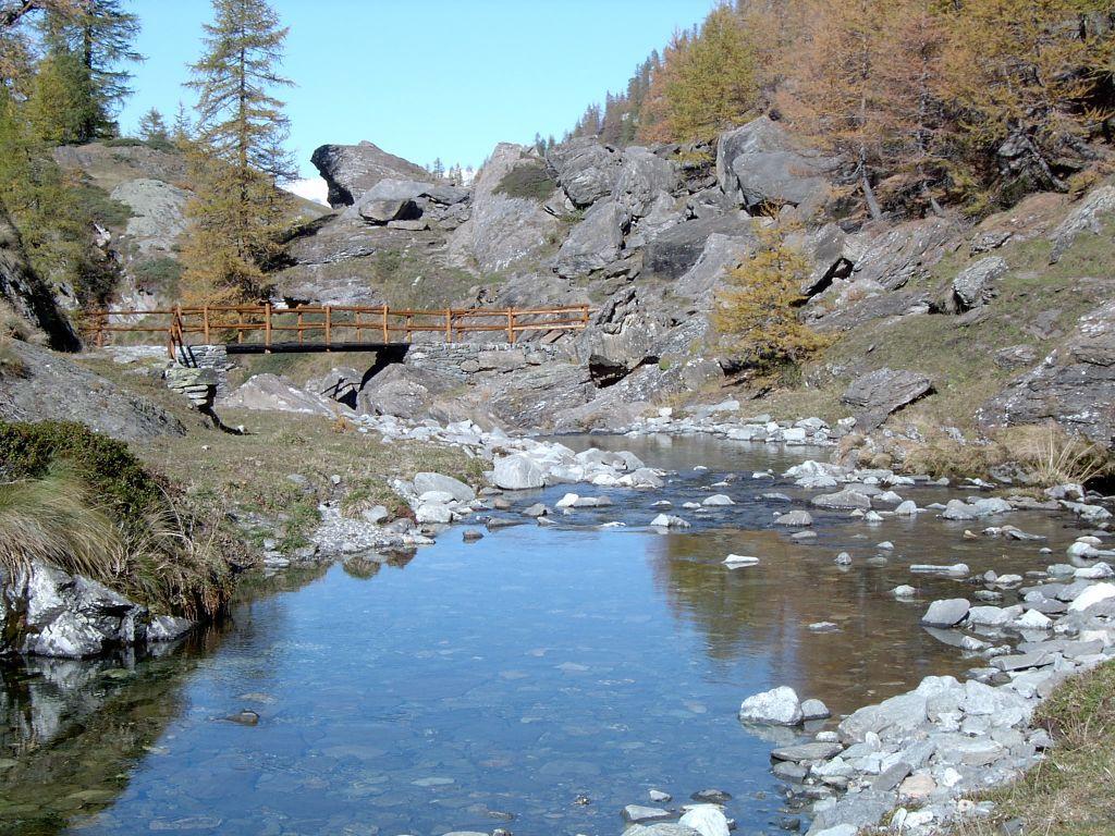 Ponte sul Torrente della Legna
