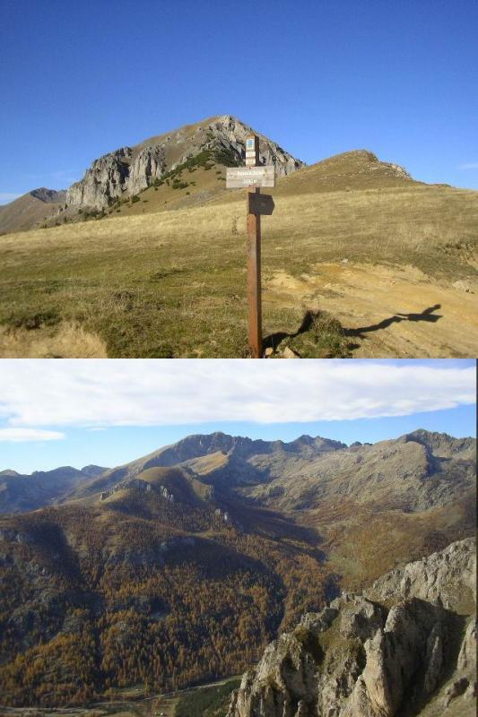 Chajol (Mont) da Viévola 2006-11-12
