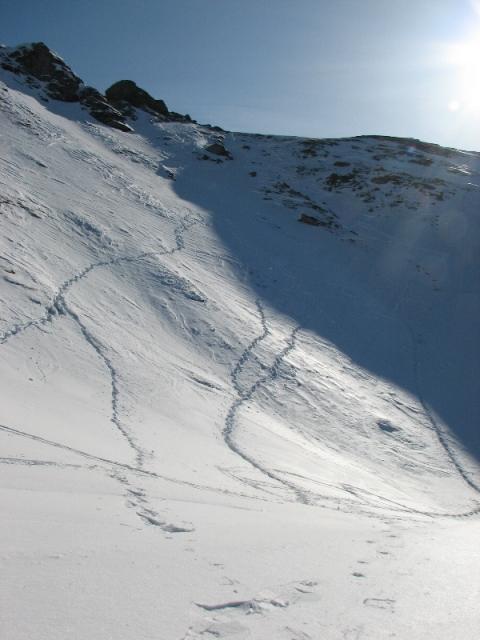 Fontaines (Col de) da Cheneil 2007-01-14