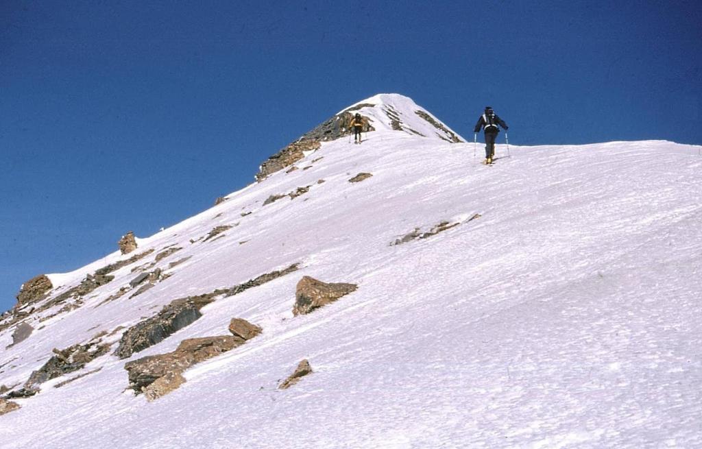 impennata finale per la cima