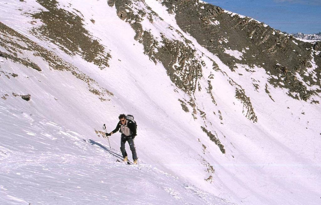 Col du Crachet 2631 m.
