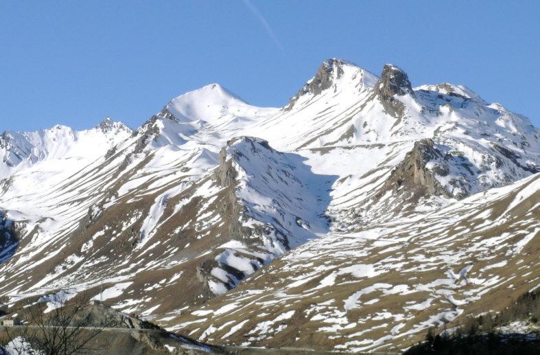 Pic Blanc du Galibier alle 3 del pomeriggio