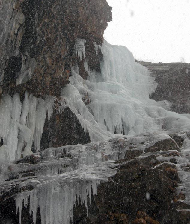 la cascata