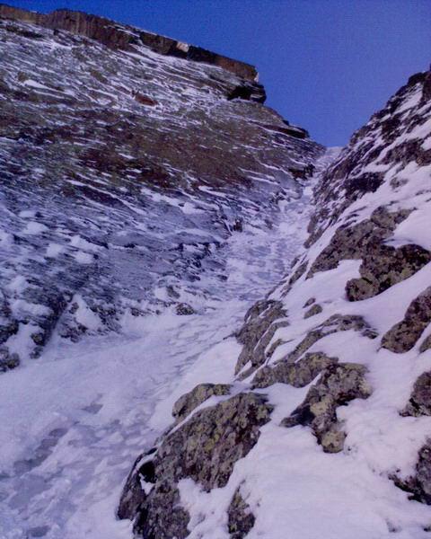 poesia tra rocce e ghiacci