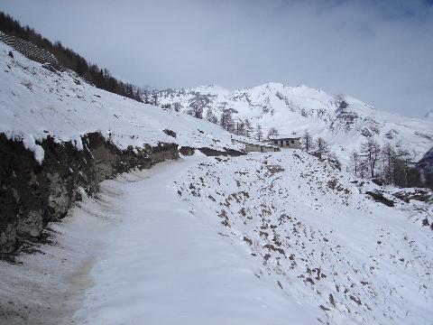 Chevrière (Alpeggio) da Vaud 2007-02-27
