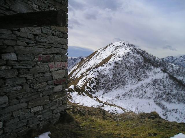 cima saler dall'alpe belvedere