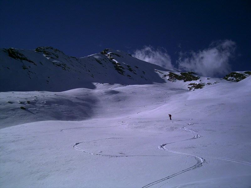 Rotondo (Monte) da Ravizze per la Val di Pai 2007-03-02