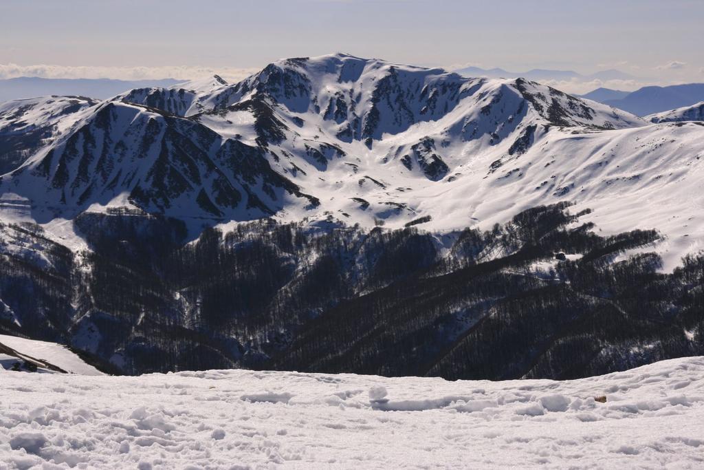 panorami dalla cima : Monte Prado (4-3-2007)