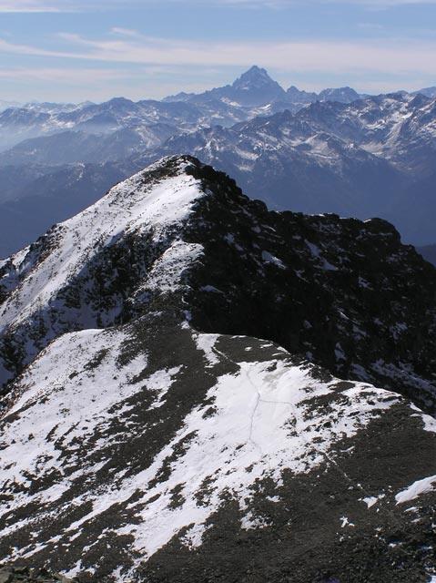 La Punta Loson dal Monte Robinet