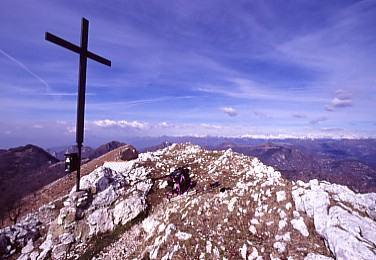 Pizzocolo (Monte) da Ortello per la cresta S 2007-03-10