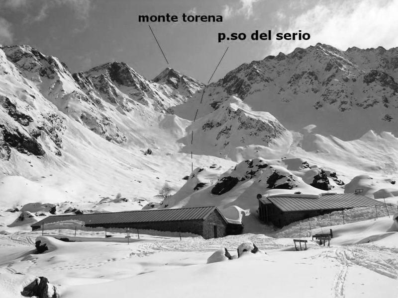 Torena anticima (Monte) Canale del Torena