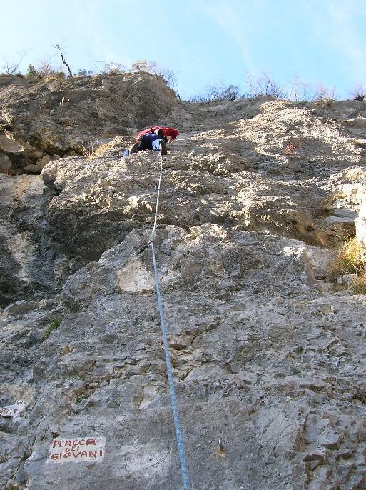 Val Covera (Falesia della) 2007-03-11