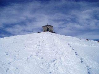 Monte Thabor - Vetta