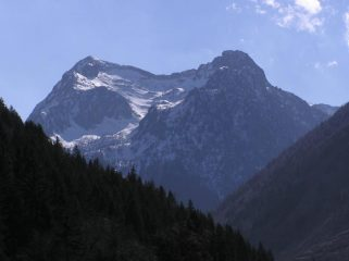 La Rocca di San Bernolfo da Bagni di Vinadio