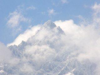Monviso in versione Everest