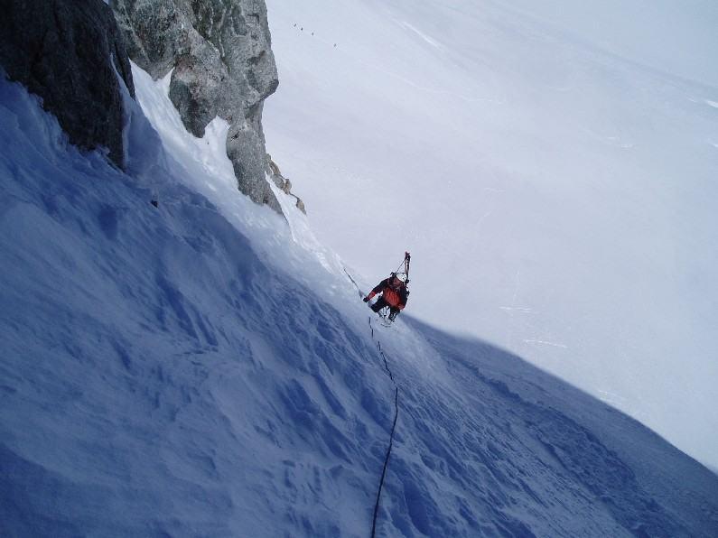 Courtes (Col de) canale parete NE 2007-04-15