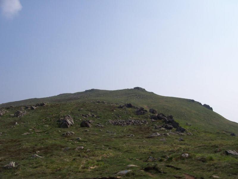 Il monte Reixa