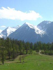 2 stagioni: estate sulla rocca bianca e inverno al passo della Longia