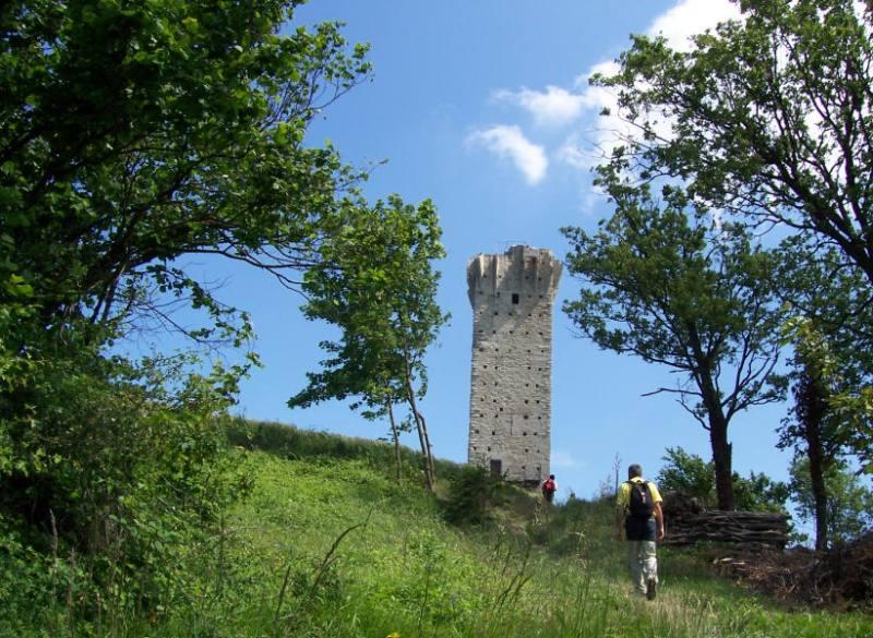 la torre di Vengore