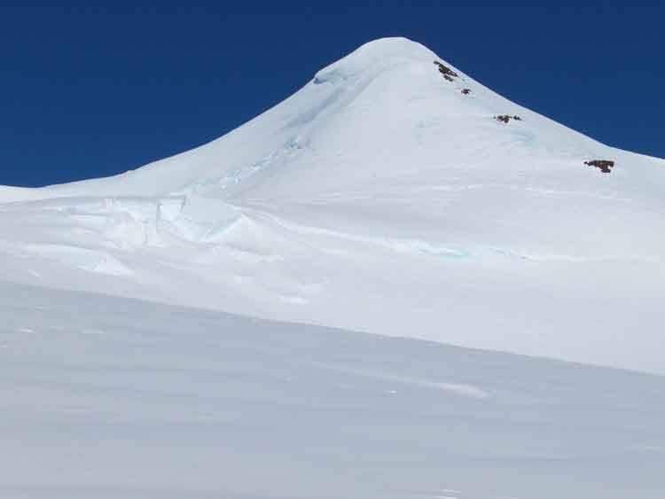 Groenlandia (Cone) faccia SW e cresta S 2007-05-21