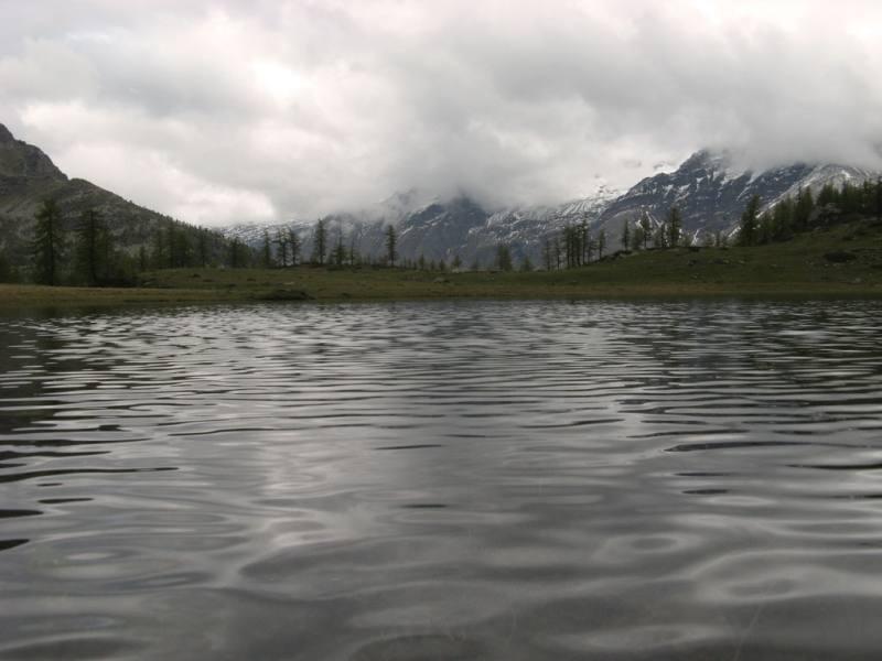 il lago del dres
