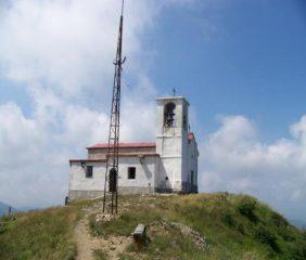 la chiesetta del Tobbio