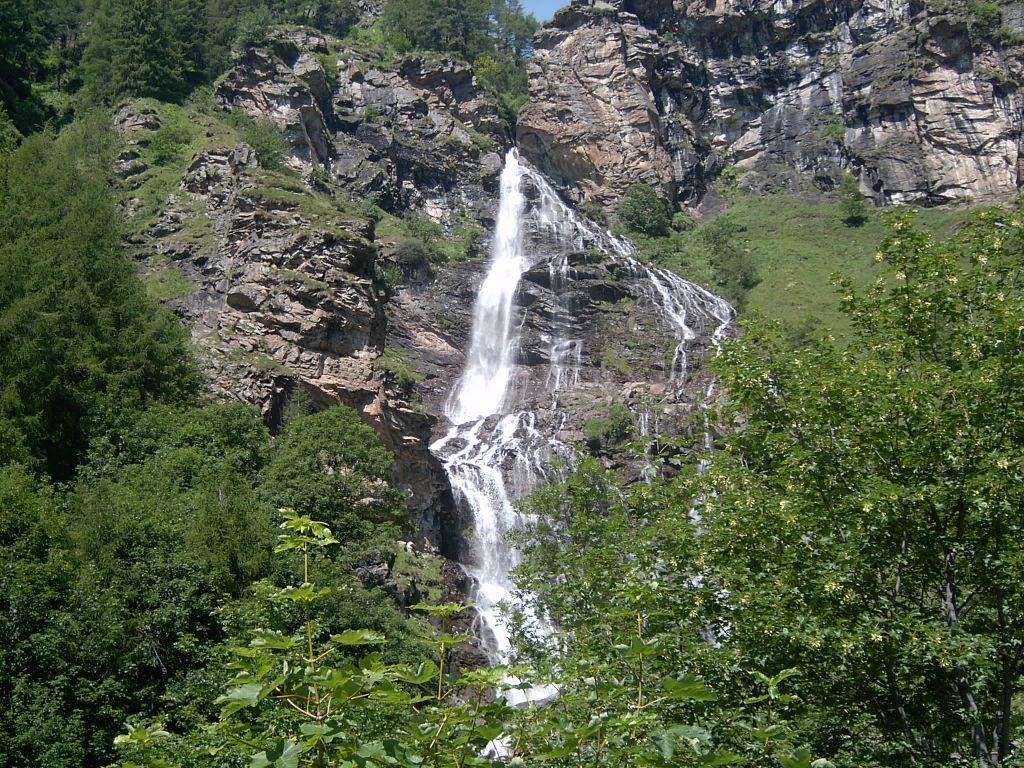 La Cascata del Rio Roc