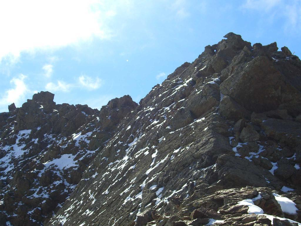 San Matteo (Punta) dal Passo Gavia per il Rifugio Battaglione Ortles e cresta SO 2007-07-12