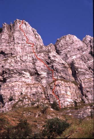 Primo Torrione di Passo Croce Così è, se vi pare 2007-07-20