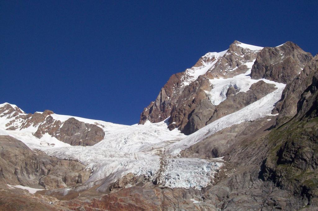 Tré la Teté e ghiacciaio Lex Blanche
